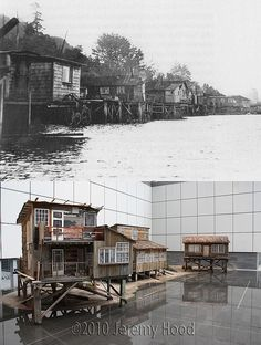 Maplewoods Mudflats - 1935/2010