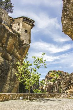 Meteora, Greece Oh The Places You'll Go, Places To Travel, Places To Visit, Beautiful Islands, Beautiful Places, Places In Greece, Paros, Adventure Is Out There, Greek Islands