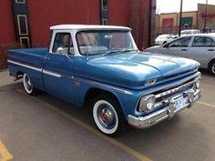 1966 Chev pickup Penticton