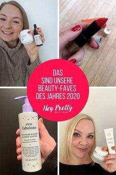 Jahresrückblick 2020: Steffi und Sandra's Beauty-Faves –heypretty.ch