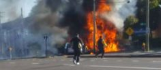 JORDANIAN STUDENT PILOT INTENTIONALLY CRASHES PLANE.