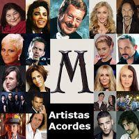 Artistas con M (Letras y Videos)