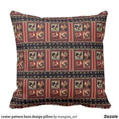 Discover Animal pillows to accent your home. Browse our wide-range of designs on decorative & throw pillows and cushions or create your own pillows today! Animal Pillows, Compact Mirror, Designer Pillow, Custom Art, Decorative Throw Pillows, Bohemian Rug, Canvas Art, Barn, Cushions
