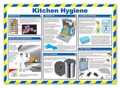 personal hygiene in the kitchen - Google Search