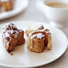 When pastry chef Deborah Racicot makes her fluffy cinnamon rolls at New York City's Gotham Bar and Grill, her customers go insane for them. And so do ...
