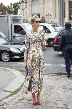 slurrp--Street style #in her own little world...