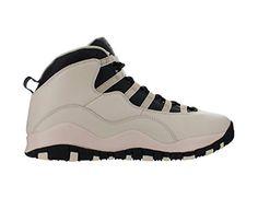 size 40 7632d b14f7 Scarpe da Basket - Nike Donna Air Jordan 10 Retro - Bianco - misura 42.5
