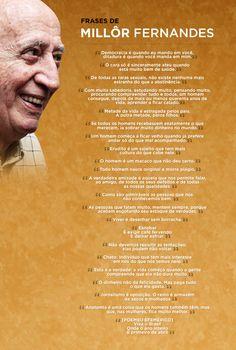 Millôr Fernandes... #frases