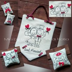 Projects To Try, Wedding Decorations, Reusable Tote Bags, Valentino, Art, Gift, Souvenir, Wedding Decor, Wedding Jewelry