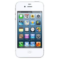 Apple iPhone 4S 16GB Unlocked - White (Certified Refurbished) Мои блог