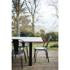 Lyon Beton Alps Dining Table