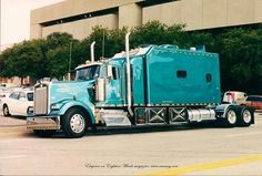 This matches the street rod!!  This looks like it was taken in Louisville, maybe for the Mid America Trucking Show??