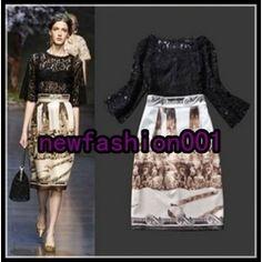 Dolce and Gabbana 2014 Summer 2014, Spring Summer, Lace Dress, Brand New, Dresses, Women, Vestidos, Women's, Lace Dresses