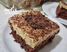 Kahveli Çikolatalı Kek - Nefis Yemek Tarifleri - Pastartolet (Şeyda Acar)