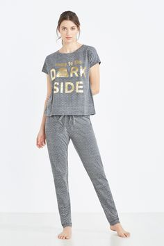 Pijama de Star Wars 'Come to the dark side' | Pijamas largos | Women´secret