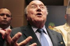 FIFA president Sepp Blatter has suggested that football could one day be played on other planets when he made his opening address to delegates at the start of its Congress on Wednesday. World Cup 2014, Fifa World Cup, Presidents, Hobbies, Football, Play, Sport, Fun, Soccer
