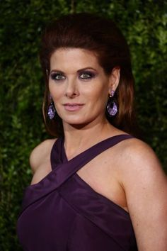 Debra Messing - Best Hairstyles of the 2015 Tony Awards