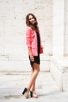 Louise Roe - adore her styling! This outfit is fab.
