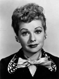 Famous Girl Scouts - Lucille Ball