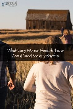What Every Woman Needs to Know About Social Security Benefits