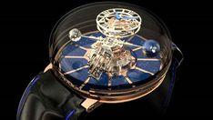 「善悪の彼岸」ジェイコブ アストロノミア トゥールビヨン - 時計のセカイ - 朝日新聞デジタル&M