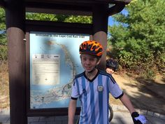 To prepare for his bar mitzvah, Aidan challenged himself to cycle for 50 miles and raise $3,600 for Heifer. Take a look at his Fundraise for Heifer page to see his progress!