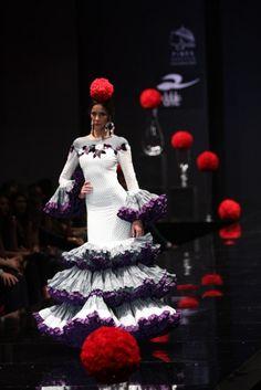 Traje de Flamenca - Javier-Garcia - Simof-2016
