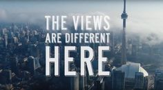 Toronto the good has been laid to rest in a new tourism campaign, which promotes the city as Canada's downtown. The video spot from Tourism Toronto. Toronto Tourism, Best Ads, Real Estate Development, Toronto Canada, Inspirational Videos, A Decade, Best Cities, Amazing Architecture, City Life