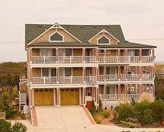 Ocean Front Luxury Home in South Nags Head (Via @HomeAway www.homeaway.com)