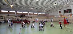 Campeonato Baloncesto en silla de ruedas 2012