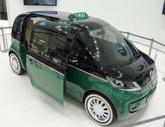 VW up! Taxi Concept
