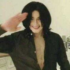 michael jackson the king of pop 💙🎤 Photos Of Michael Jackson, Michael Jackson Smile, Love U Forever, King Of Music, Jackson Family, The Jacksons, King Of Hearts, Beautiful Smile, Rare Photos
