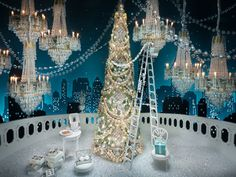 Whether you're all about the holiday magic, or just here for the sparkly shoes, each of these windows will have a little something for you. From Tiffany's in New York, to winter chic in Paris, and the Nutcracker in London, these are the department stores with the best Christmas displays.