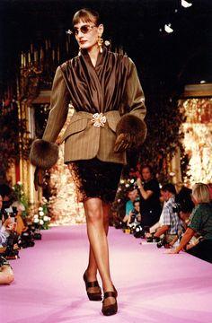 Christian Lacroix Haute Couture Fall-Winter 1989
