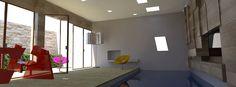 Architecture . Etude 3D