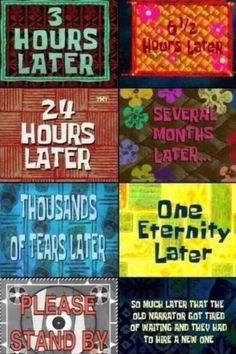 waiting for your blood sugars to go down