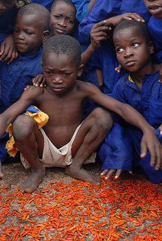 Children of Benin