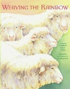 I use this book to teach my students about weaving. It's also great because it's by a Kentucky author.