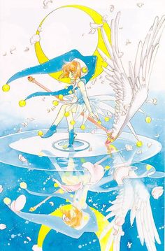 The Blue Jester Costume - Cardcaptor Sakura Wiki