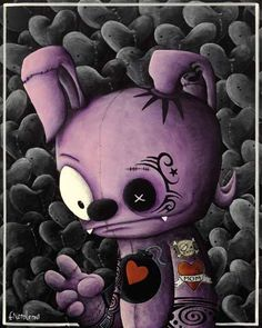 Bad Boy - Fabio Napoleoni @ Art Center Gallery 1-866-254-6523