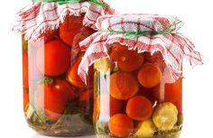 All Canning Jars Meals In A Jar, Canning Jars, Preserving Food, Diy Food, Preserves, Diy Gifts, Food And Drink, Vegetables