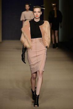 22 Looks with Fashion Designer Elisabetta Franchi Glamsugar.com Elisabetta Franchi Ready To Wear Fall 2015