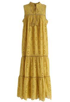 African Print Fashion, African Fashion Dresses, African Dress, Fashion Outfits, African Style, Eyelet Dress, Striped Maxi Dresses, Blue Maxi, Kurta Designs