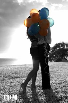 balloon engagement. Go Gators!
