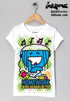 Homework or Music?