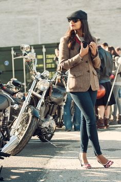 The 2015 Distinguished Gentlemans Ride - London on Behance