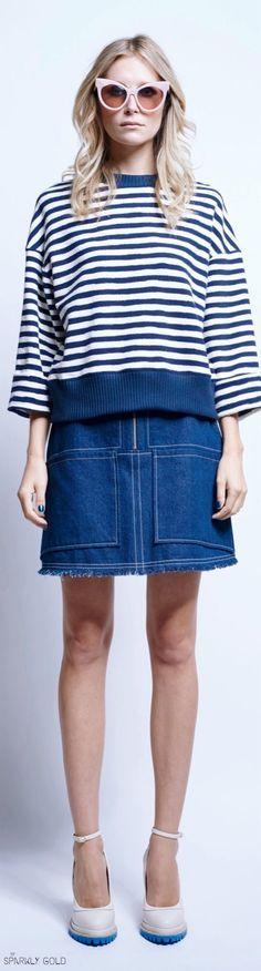 Karen Walker Resort 2016 women fashion outfit clothing style apparel @roressclothes closet ideas