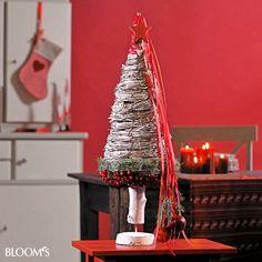 Weihnachten natürlich: Floristik im Landhausstil