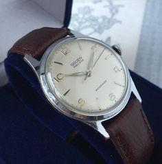 Lovely 1960 Gruen Precision 17 Jewel Swiss watch. por AboutTimeNI