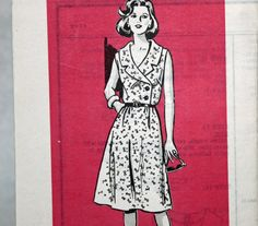 Vintage 1980s Sewing Pattern Mail Order Ann by Old2NewMemories, $6.75